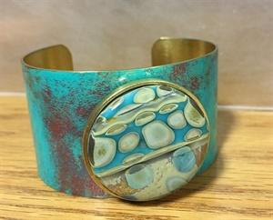 Pebble Cuff Bracelet