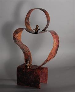 Copper Sculptures