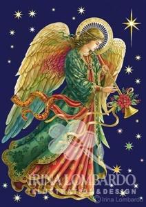 CH 049 Christmas Angel