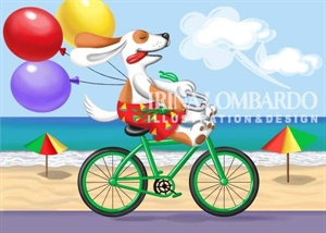 BD 030 B-Day Dog