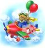 BD 001 High Flyin' Birthday