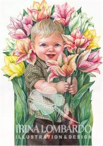 SP 002 Bouquet Boy