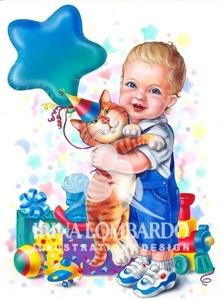 BD 003 Birthday Boy