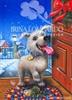 CH 003 Christmas Dog
