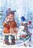 CH 010 Snowy Day Girl