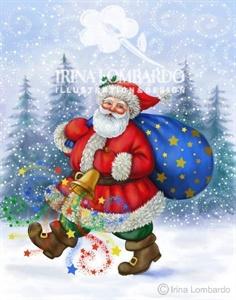 CH 034 Jolly Santa
