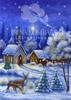 CH 001 Snowy Christmas