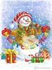 CH 014 Snowman 1