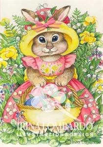 EA 001 Easter Bunny 1