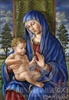 CH 051 Sapphire Madonna