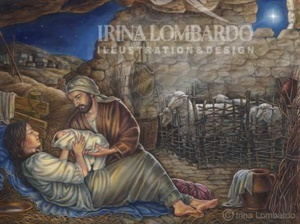 CH 054 The Birth of Baby Jesus