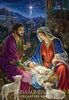 CH 060 Holy Family Inspired By Renaissance