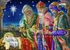 CH 070  Three Kings Praise Jesus