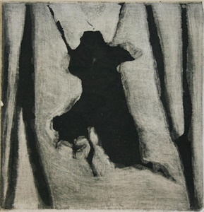 burnt man, 2009