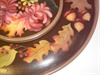 Autumn Plate Detail