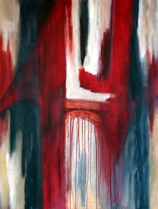Abstract, Stilllife: Mixed Media
