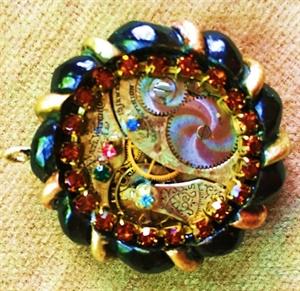 Black Watch Pendant