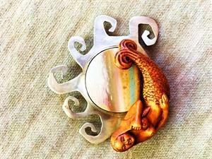Mermaid Pendant