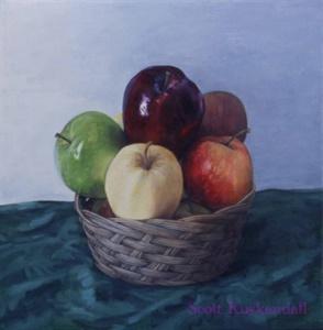 """""""Basket of Apples"""""""