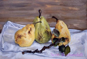 """Three Pear and a Twig"""