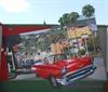 """Hollywood Street Scene"""