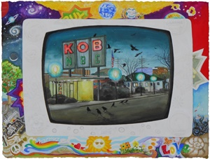 """Television Sunset"""