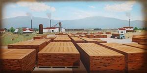 """""""Lumber Yard"""""""