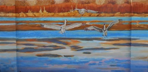 """""""On the Rio Grande"""", sect.2 left"""