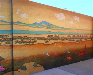 """""""East West View Albuquerque"""", sect. 5 far right"""