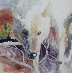 Wolf Portrait II