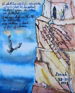 Isaiah 33. 15-17