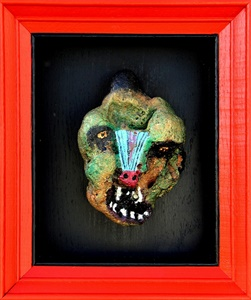 Cigar Box Art, Sculptures and Installations (prices excl:S/H)
