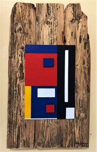 A Tribute to Mondriaan (July 2019)
