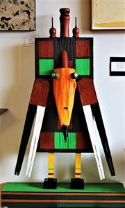 Senufo Bird  (wood sculpture  -2020-)