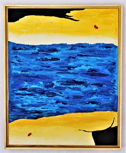 Seeing Blue  (02-2021)  SOLD