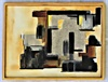 2042-313-2 Experimental Abstract Painting
