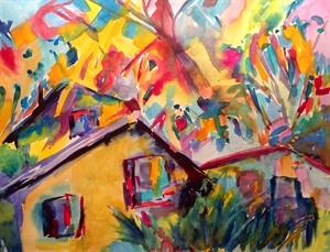 Jamaican houses