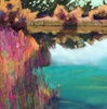 verdant pond