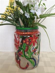 Medium Glass Jar