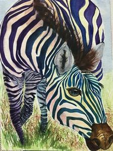 Grant's Zebra Mia