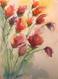 Breezy Blossoms