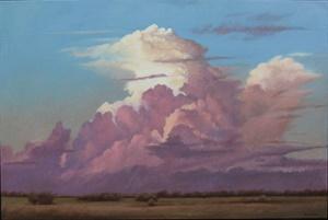 Dusk, The Last Cloud