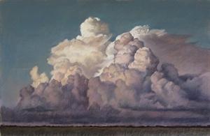Texas, Coastal Clouds