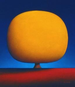 Happy Yellow Tree