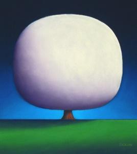 Happy White Tree