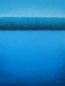 The Blue Landscape